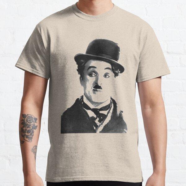 Charlie Chaplin Camiseta clásica