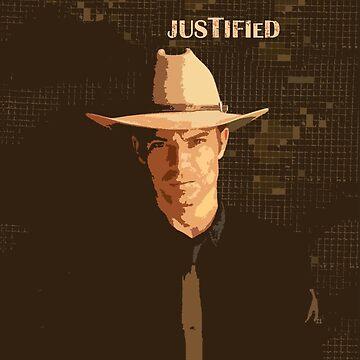 Justified - Raylan Givens by sandnotoil