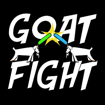 Goat Fight with Pool Noodles by wrestletoys