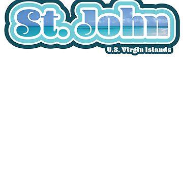 St. John, USVI by crickmonster