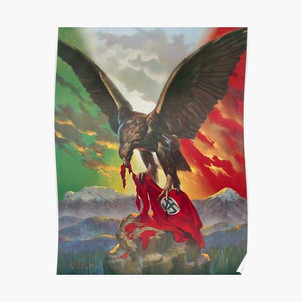 Mexico Por la Libertad Poster