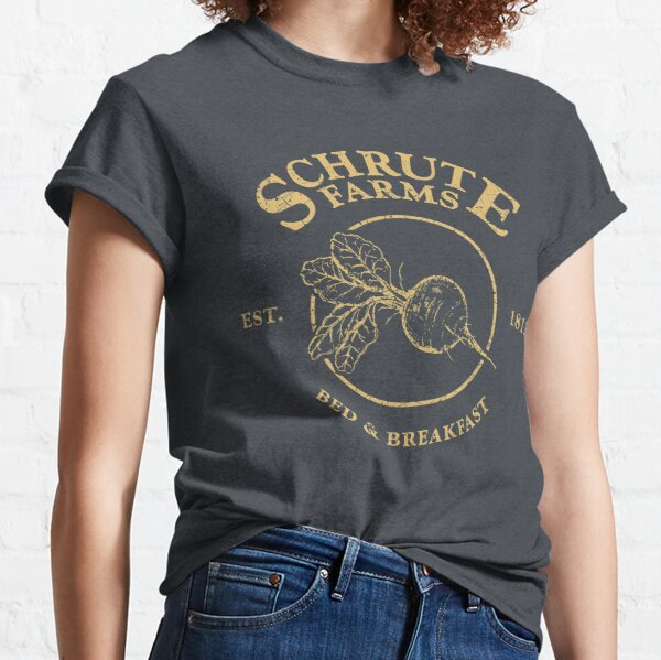 Schrute Farms Classic T-Shirt