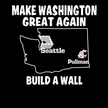 Make Washington Great Again  by KURTUSMAXIMUS