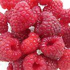 Home Grown Tayberries by lezvee