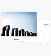 Simplification Postcards