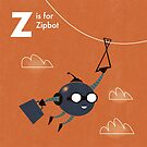 Z is for Zipbot by Andrew Gruner