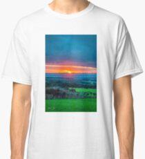 Dreamy Sunset Classic T-Shirt