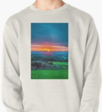 Dreamy Sunset Pullover Sweatshirt