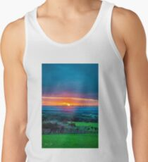 Dreamy Sunset Tank Top