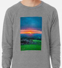 Dreamy Sunset Lightweight Sweatshirt