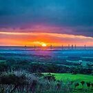 Dreamy Sunset by Aiin Ojani