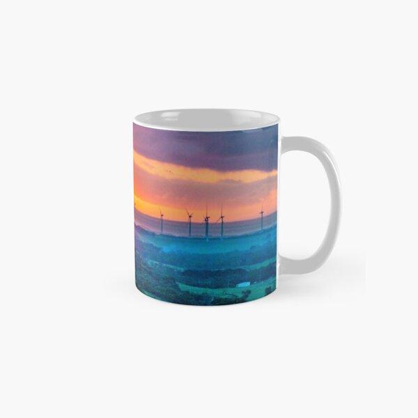 Verträumter Sonnenuntergang Tasse (Standard)