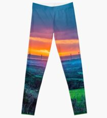 Dreamy Sunset Leggings