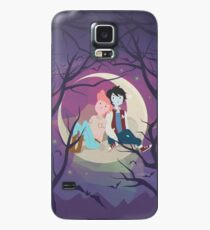 Marshall Lee and Prince Gumball Case/Skin for Samsung Galaxy