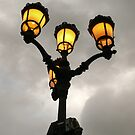 Streetlamp on my way to work by bubblehex08