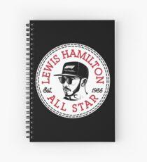Hamilton Spiral Notebook
