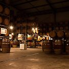 The Barrel Room by Mike Emmett