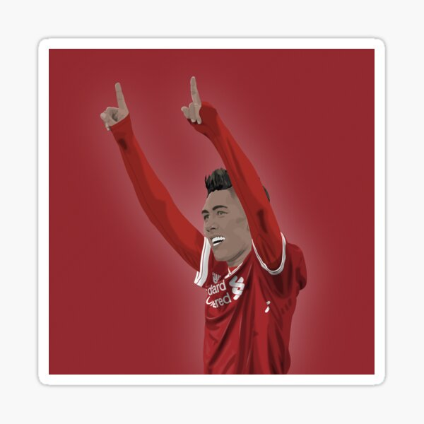 Roberto Firmino - Liverpool Sticker