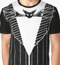 Jack Skellington Grafik T-Shirt