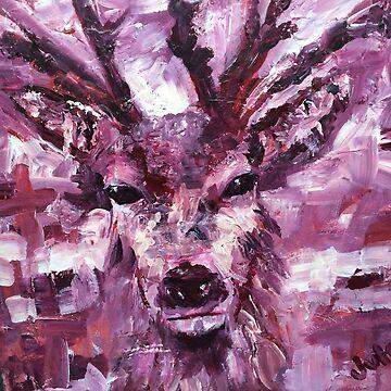 Reindeer  by Jules48
