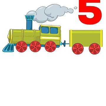 5 Year Old Train Lovers by teerich