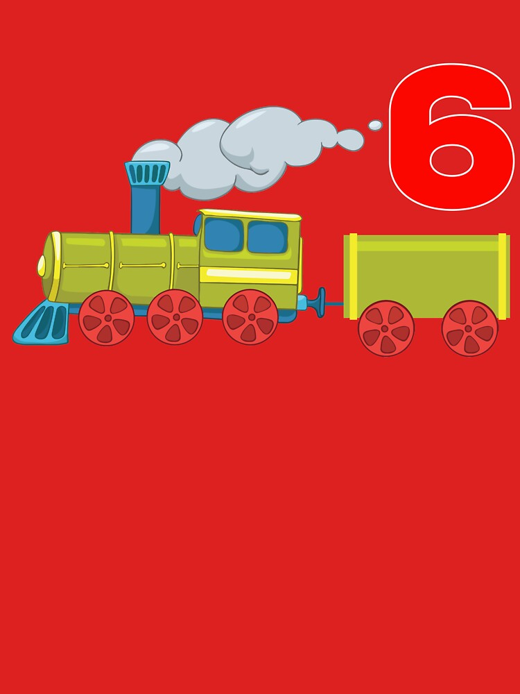 6 Year Old Train Lovers by teerich