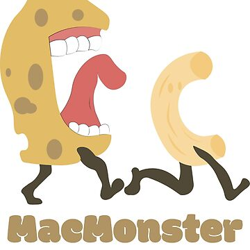 Mac and Cheese - Mac Monster by AlmostBrand