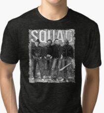 Squad jason michael horror squad Tshirt halloween Tri-blend T-Shirt