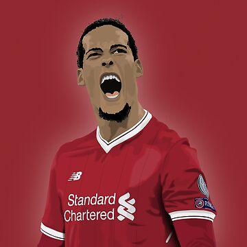 Virgil Van Dijk - Liverpool by talklfcpodcast