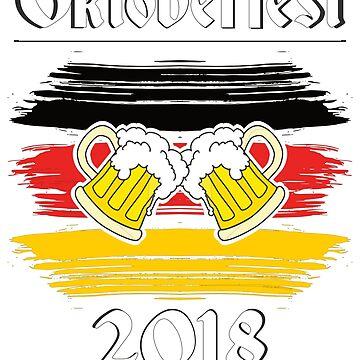 Volksfest Oktoberfest 2018 by MN-Design-W40