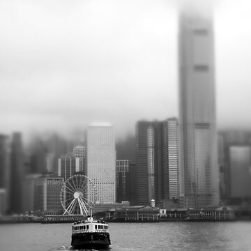 HK - Victoria Harbour by john76