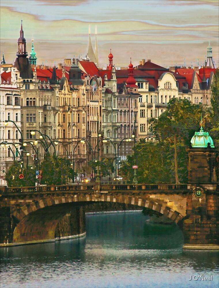 Prague by J O'Neal