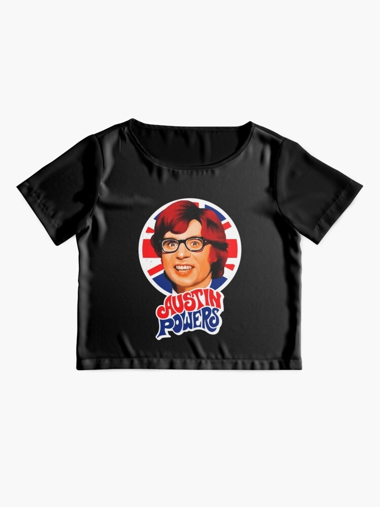 Alternate view of Austin Powers Chiffon Top