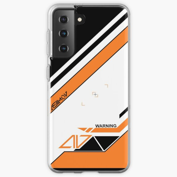 Asiimov Phone Case Samsung Galaxy Soft Case
