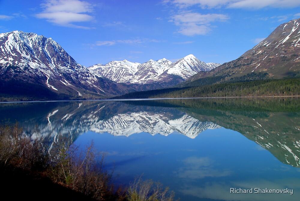 """""""Alaskan landscape spectacular"""" by Richard Shakenovsky ..."""