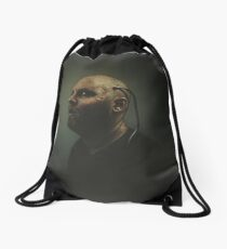 Wired Drawstring Bag