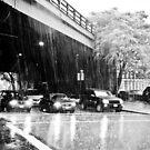 Brooklyn in the rain by Cvail73