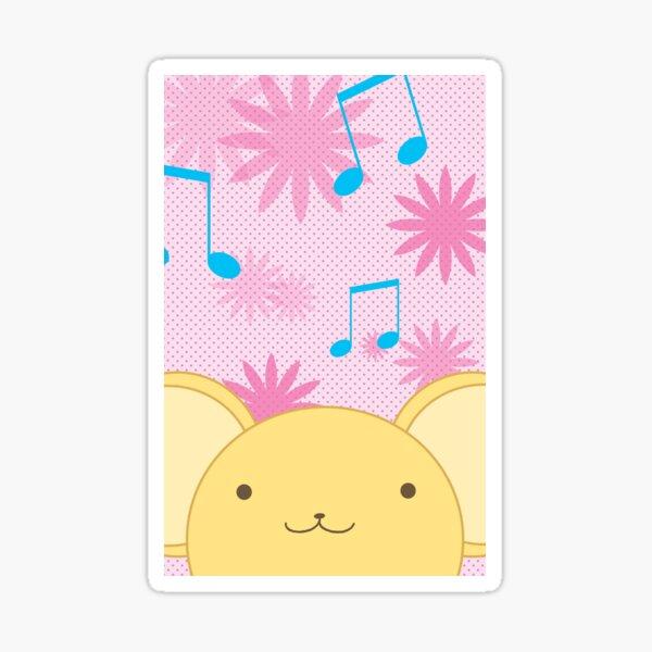Kero-Chan Phone Case Sticker