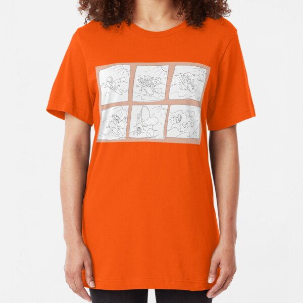 Surfing Slim Fit T-Shirt