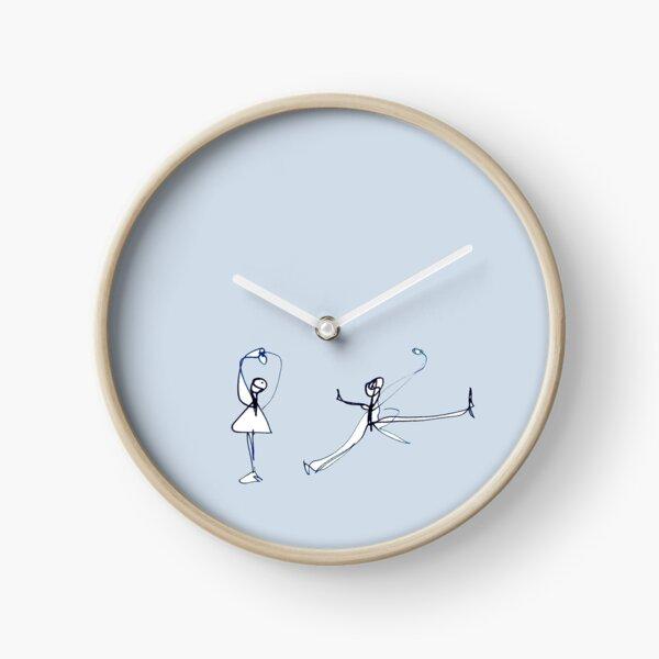 Dancer Clock