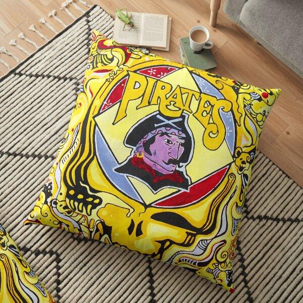 StealYourPirates Floor Pillow