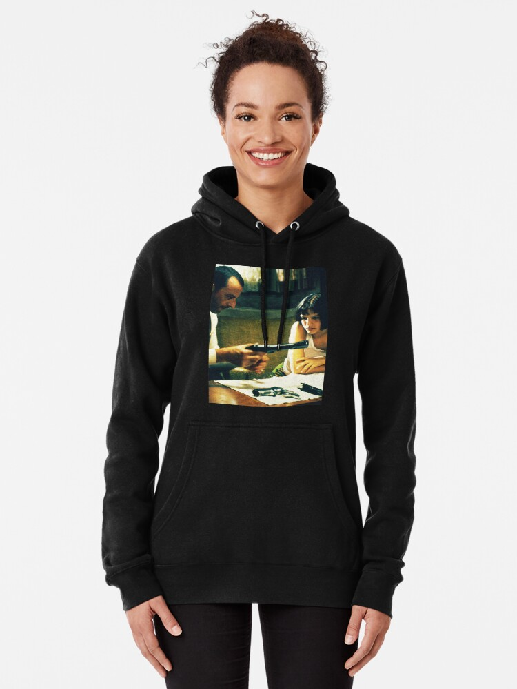 Alternate view of Leon The Professional - Natalie Portman Pullover Hoodie