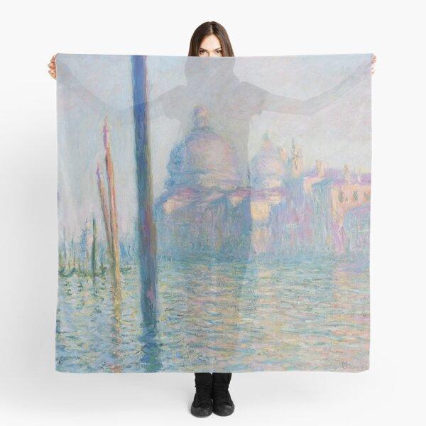 Grand Canal, Venice - Claude Monet Scarf