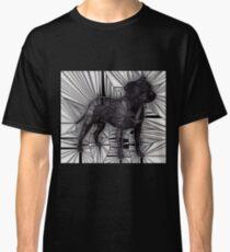 Staffordshire Bull Terrier Mosaic Classic T-Shirt