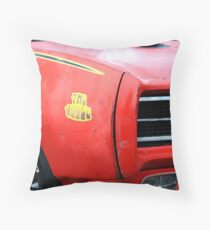 """The Judge"" Throw Pillow"