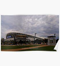 ANZ Stadium - Sydney Olympic Park Poster