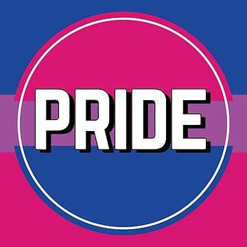 Bisexual Pride / Bi Pride by Lightfield