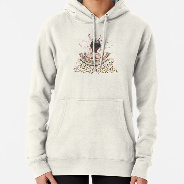 African lady Pullover Hoodie