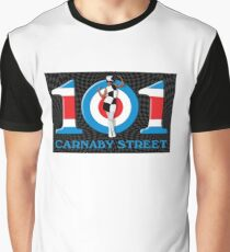 101 Carnaby Street Graphic T-Shirt