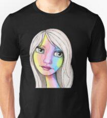 She Loves In Color Unisex T-Shirt